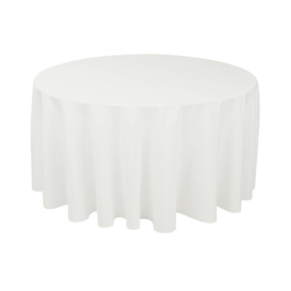 Toalha para mesa aparador branca