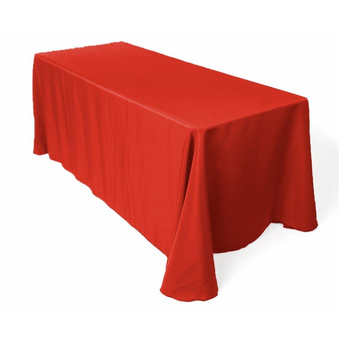 Toalha vermelha  banquete